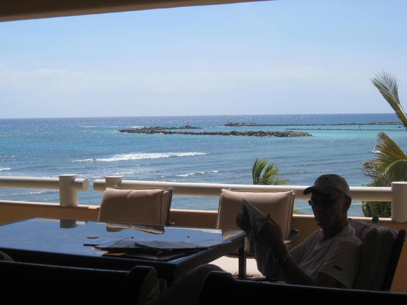 Room with a View, this is your window to the world - Ocean/Beachfront Luxury Condo open to Caribbean !! - Puerto Aventuras - rentals