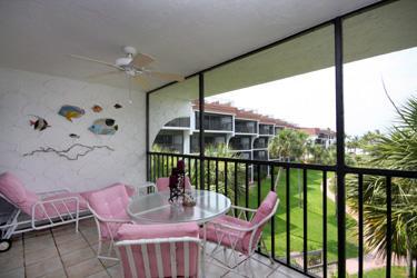 LANAI - Pointe Santo C31 - Sanibel Island - rentals