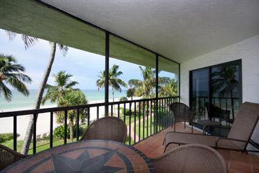 LANAI - Pointe Santo E34 - Sanibel Island - rentals