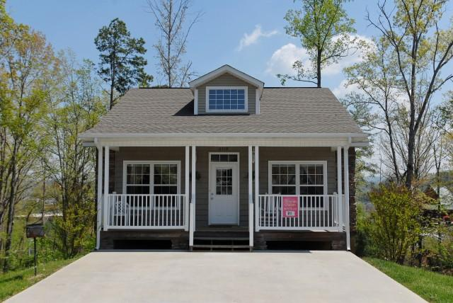 SUNSET PASSION - Image 1 - Pigeon Forge - rentals
