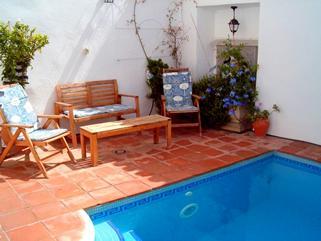 Casa de la Puerta Azul - Image 1 - Albunuelas - rentals