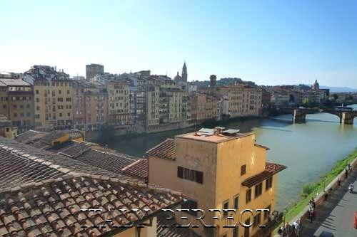 Perfect Views-Ponte Vecchio-Terrace-Luxury-Memoria - Image 1 - Florence - rentals