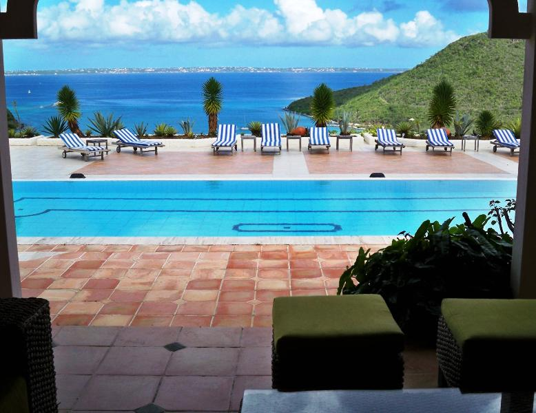 Le Privilege, Anse Marcel, St Martin - LE PRIVILEGE...huge villa with stunning views of Marcel Cove. - Anse Marcel - rentals