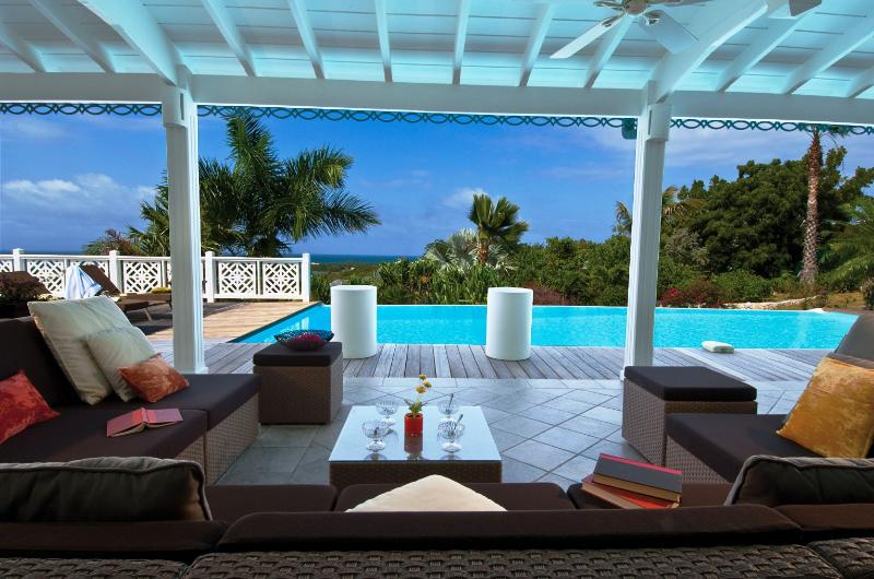 Callisto, Terres Basses, St Martin - CALLISTO...a superb, St Martin villa with sunset views! - Terres Basses - rentals