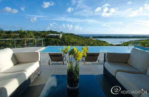 NO LIMIT...Terres Basses, St. Martin - NO LIMIT...3 equal master suites, luxury, views, great for couples! - Terres Basses - rentals