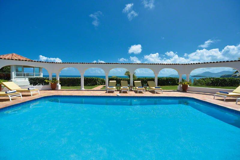 Serena at Baie Rouge Beach, Saint Maarten - Beachfront, Pool, Great For Families - Image 1 - Terres Basses - rentals