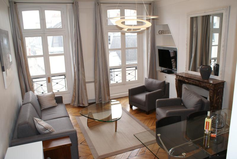 Welcome in our 2 bedrooms 2 bathrooms apartment.. - Lovely 66m² in the Heart of Paris ! For 6 guests ! - Paris - rentals
