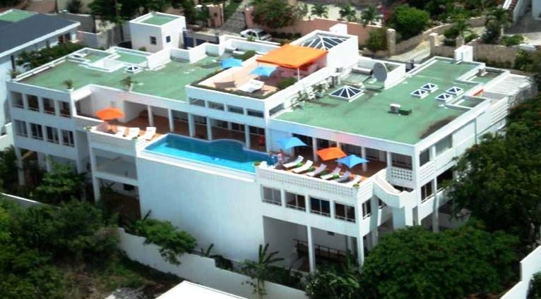 Belle Vita, Pelican Key, St Maarten 800 480 8555 - BELLA VITA...  a gorgeous, huge, super deluxe - Pelican Key - rentals