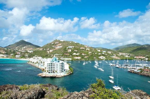 Lighthouse 2 B ...Oyster Pond...Dutch St Maarten...Luxury condo.. - LIGHTHOUSE 2B....OYSTER POND LUXURY CONDO ...WITH SUPER OCEAN VIEWS.... - Oyster Pond - rentals