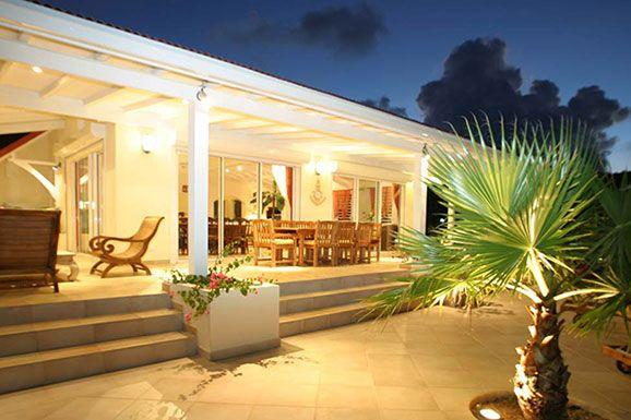 MEDITERRANEE... a spectacular 4 BR villa within walking distance of Orient Beach in French St Martin! - Image 1 - Orient Bay - rentals