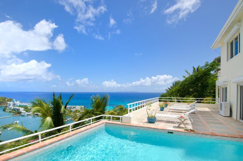 Villa Angelina Amazing Panoramic Views - Image 1 - Oyster Pond - rentals
