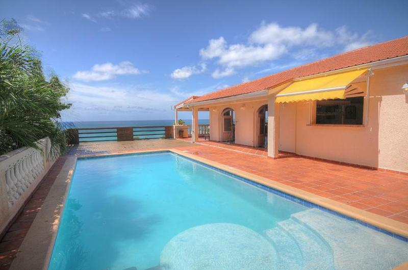 Provence...Pelican Key, Dutch St. Maarten 800-480-8555 - PROVENCE...big affordable villa w/ gorgeous views, close to lots of dining, shopping, casinos - Pelican Key - rentals