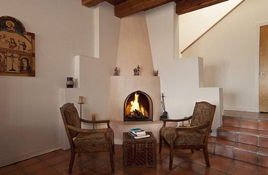 Living Room - La Vereda Views - Santa Fe - rentals