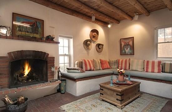 Sitting Area - Mariposa - Santa Fe - rentals