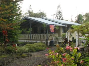 "Our Hawaiian Hideaway - ""Our Hawaiian Hideaway""Secluded-Tropical-Paradise - Volcano - rentals"