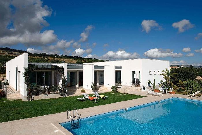 Villa Marsala holiday vacation villa rental italy, sicily, trapani, villa to let italy, sicily, trapani - Image 1 - Erice - rentals