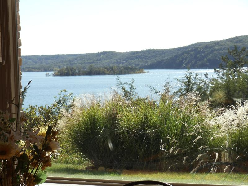 View from Dining Room Area - Stunning Condo on Table Rock Lake - Hollister - rentals