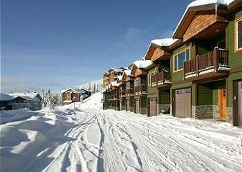 Beautiful Bear's Paw town homes. - Kerry Elder - British Columbia - rentals