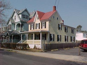 Cape May 6 Bedroom, 3 Bathroom House (6089) - Image 1 - Cape May - rentals
