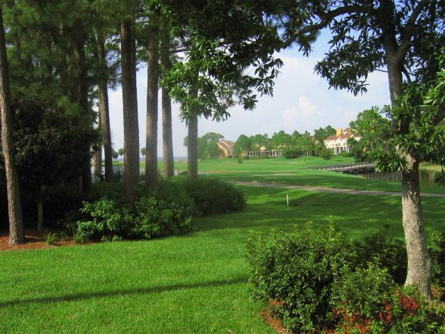 Bayview from Deck - Cottage on the Golf Course in the Fairways Neighborhood-Pet Friendly, Sleeps 8 - Sandestin - rentals