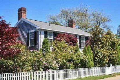 THAXTER HOUSE: IN-TOWN LUXURY RETREAT - EDG HKNO-77 - Image 1 - Edgartown - rentals
