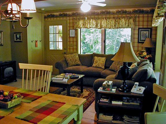 Cozy comfort in Storybook suite - The Storybook Suite; Sycamore Springs near Sedona - Sedona - rentals