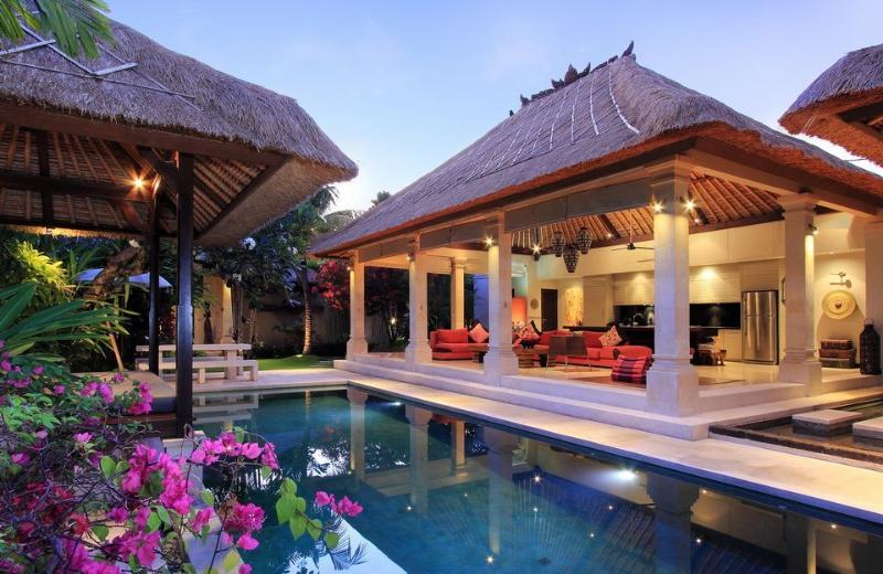 Beautiful Villa Maju - LUXURIOUS VILLA MAJU central Seminyak 3 bedrooms - Seminyak - rentals