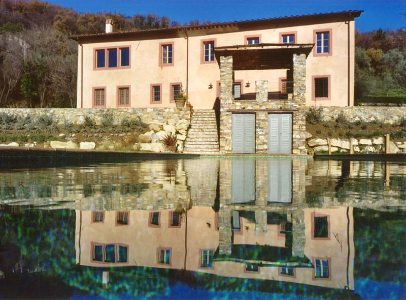 Beautiful Villa with Guest House and Pool Near Lucca - Villa La Cappella - Image 1 - Lucca - rentals