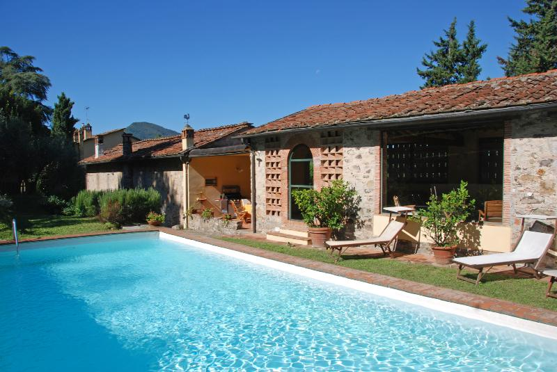 Farmhouse Close to Lucca for a Family - Casa Guamo - Image 1 - Capannori - rentals