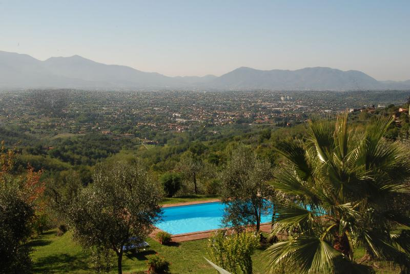 Self-Catering Accommodation for Family near Lucca - Casa Matraia - Image 1 - Matraia - rentals