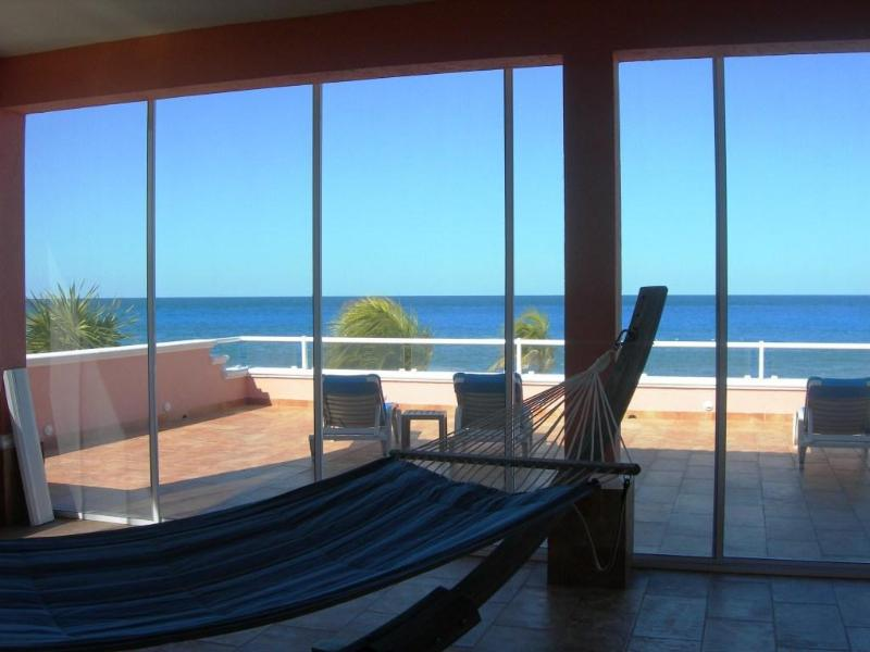 Spectacular views from your oceanfront villa! - Spacious Oceanfront Home for Family & Friends - Cozumel - rentals