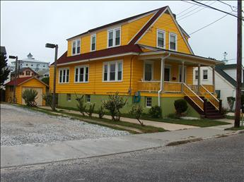 Property 5905 - Comfortable 5 Bedroom, 3 Bathroom House in Cape May (Stockton 18 5905) - Cape May - rentals