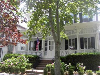 Heavenly House with 7 BR/5 BA in Cape May (Victorian on North 78936) - Image 1 - Cape May - rentals