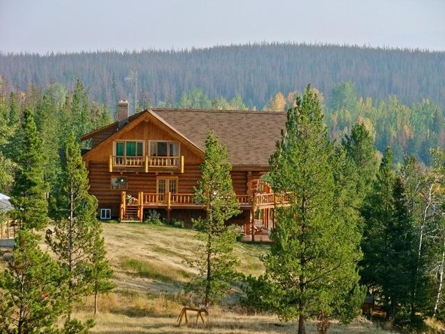 Big Creek Lodge - Big Creek Lodge + Cottage your perfect destination - Chilcotin - rentals