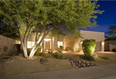 Front of house - NEWLY RENOVATED! Resort Living in Golf Community! - Scottsdale - rentals