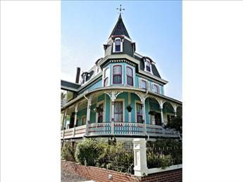 Property 97008 - Wonderful Condo with 3 Bedroom/2 Bathroom in Cape May (Cape May 3 BR, 2 BA Condo (Merry Widow, Unit 4 97008)) - Cape May - rentals
