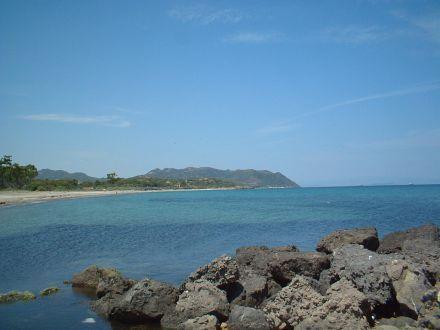 Local Beach (Porto Columbo) - Villa Primavera - Apartment Levante - Pula - rentals