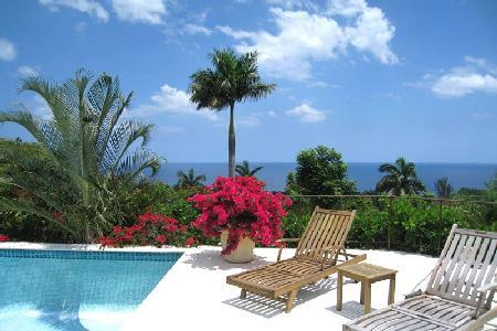 Sugar Hill at Tryall Club with gym, pool, amazing ocean view and maid service - Image 1 - Montego Bay - rentals