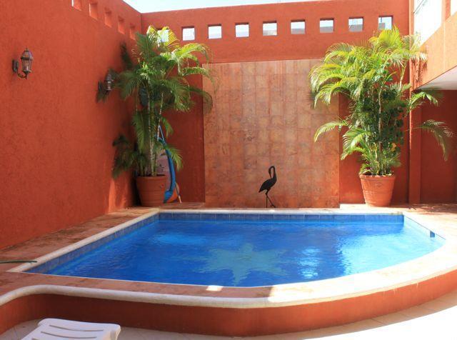 Casa Consuela - Ocean View 1 Bedroom Penthouse in Corpus Christi - Cozumel - rentals