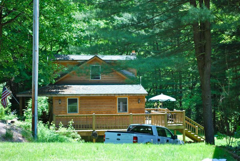 Brownie Cottage on the Savage River - Savage Riverfront Getaway, Brownie Cottage - Swanton - rentals