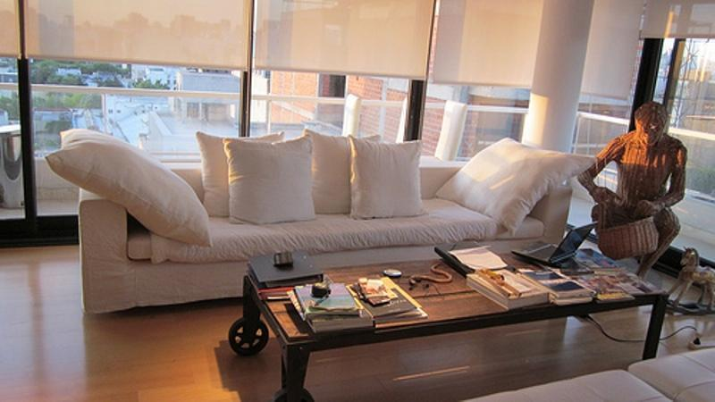 Lux. 3 bedr Penthouse in Palermo Live Hotel, Pool - Image 1 - Buenos Aires - rentals