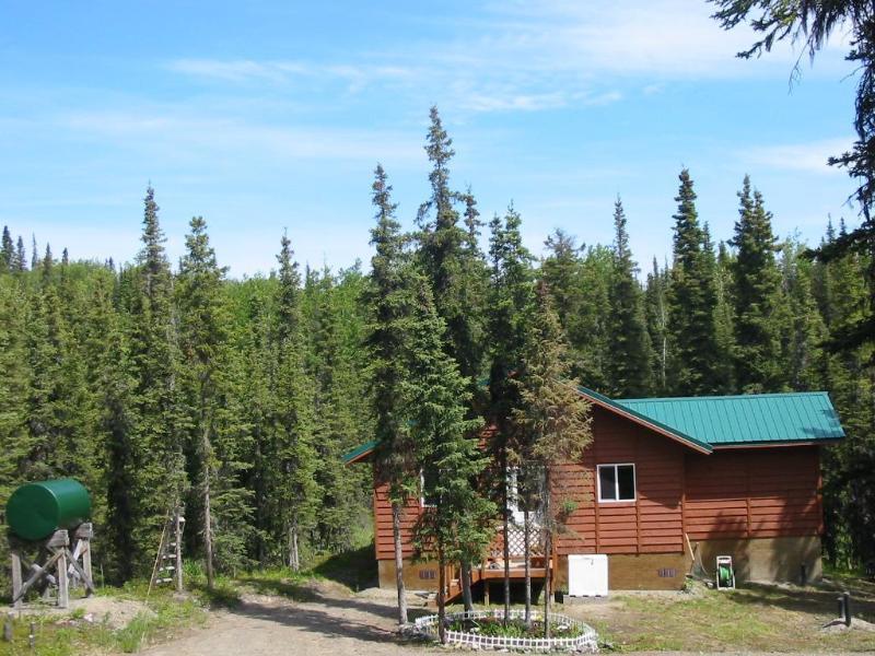 Your Home away from Home - Cabin rental in Alaska's quiet, wilderness setting - Kasilof - rentals