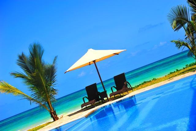 Lantana Galu Beach - Main Pool - Lantana Galu Beach - stunning beach front villas - Diani - rentals