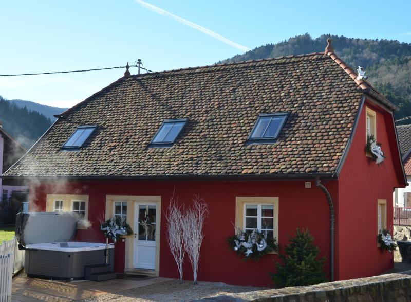 Doller Luxury Cottage, Hot Tub, Ski Resort - Image 1 - Sewen - rentals