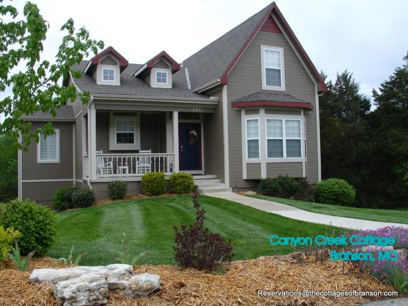 Branson Vacation Home near Table Rock Lake - Canyon Creek Cottage ~ Escape to the Lake! - Branson - rentals