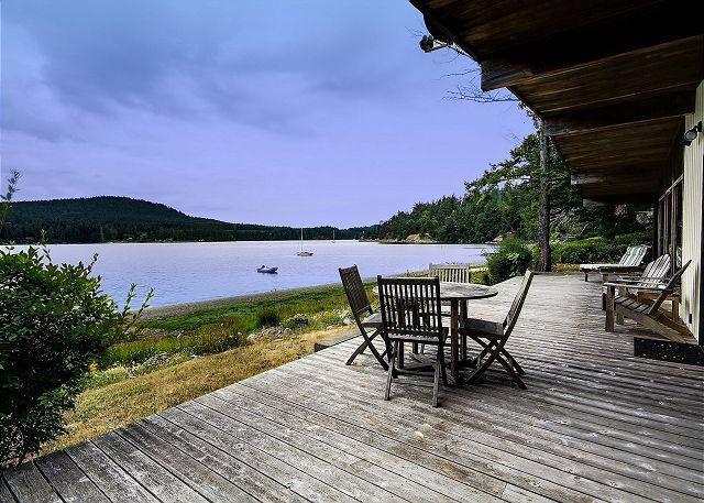 Waterfront home close to Roche Harbor Marina! - (Great Escape) - Image 1 - Friday Harbor - rentals