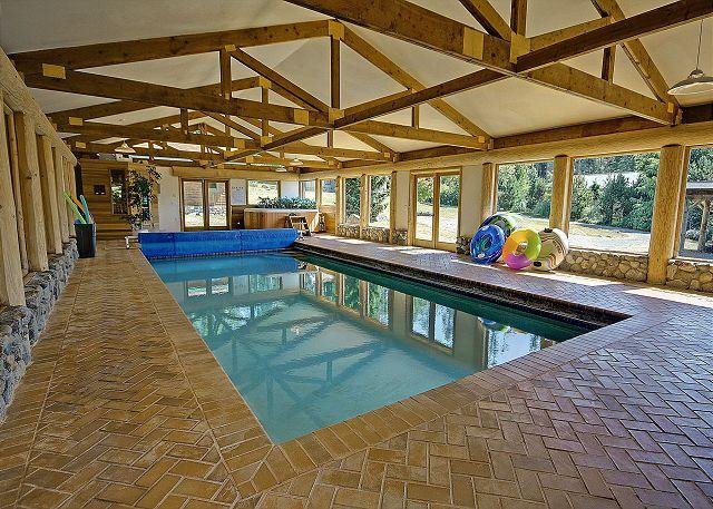 Pool House - **WHALES - WESTSIDE WATERFRONT - HOT TUB - SEASONAL INDOOR POOL - - Friday Harbor - rentals