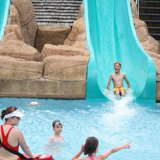 6 waterparks! - Glacier Canyon Condo free Wilderness Waterpk Pass - Wisconsin Dells - rentals
