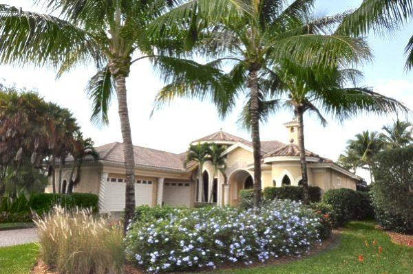 front view - Olde Cypress in Naples, house with 3 bedrooms - Naples - rentals