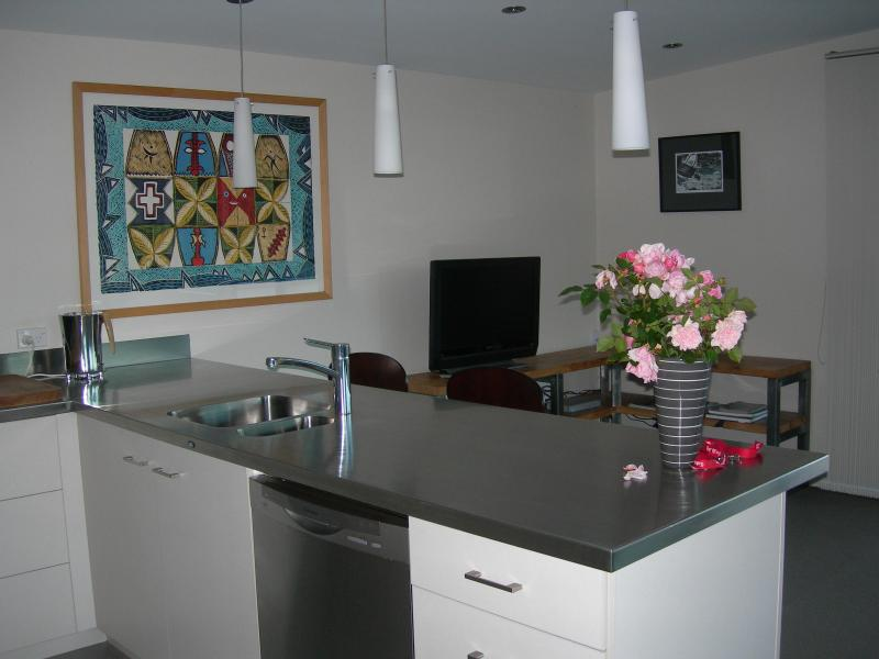 kitchen - AvocadoAdventures B&B and Apartment central Nelson - Nelson - rentals
